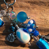 Bag Charm (Singing the Blues) - Cairn Terrier Collectibles