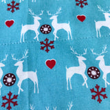 Winter Wonderland Puppy Bandana - Slip-on, double layer (Small) - Cairn Terrier Collectibles