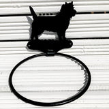 Cairn Terrier Towel Ring - Cairn Terrier Collectibles