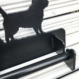 Cairn Terrier toilet roll holder - Cairn Terrier Collectibles