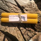 Pure beeswax candles - Cairn Terrier Collectibles
