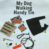 Handy dog walking tin - Cairn Terrier Collectibles