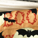 Howloween Bandana - Slip-on, double layer (Medium) - Cairn Terrier Collectibles
