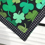 Irish Big Dog Bandana - Slip-on, double layer (Large) - Cairn Terrier Collectibles
