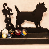 Cairn Terrier trivia tray - Cairn Terrier Collectibles - 4