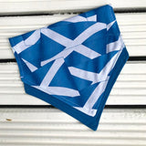 Scottish Bandana - Slip-on, double layer (Medium) - Cairn Terrier Collectibles