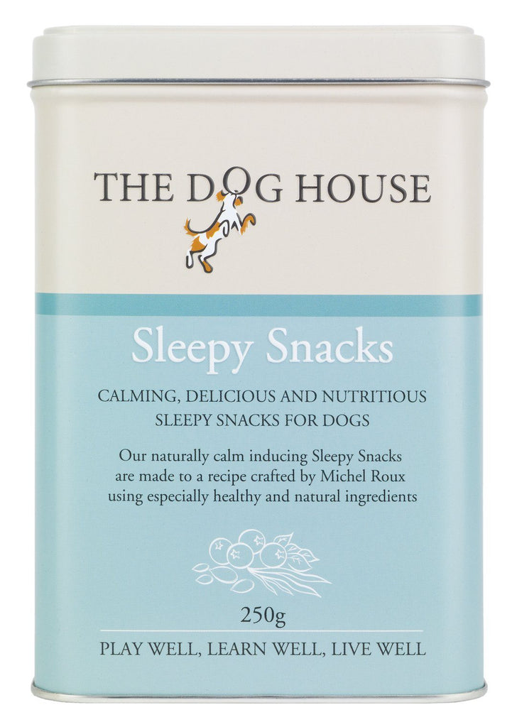 250g Sleepy Snacks Tin - Cairn Terrier Collectibles