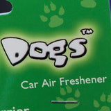 Cairn Terrier Smelly Dog Air Freshener (pack of 3) - Cairn Terrier Collectibles - 3