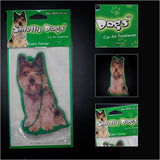 Cairn Terrier Smelly Dog Air Freshener (pack of 3) - Cairn Terrier Collectibles - 2