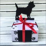 Cairn Terrier note block - Cairn Terrier Collectibles