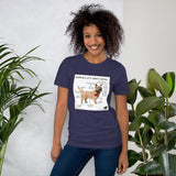 Anatomy of a Cairn Terrier T-Shirt - Cairn Terrier Collectibles