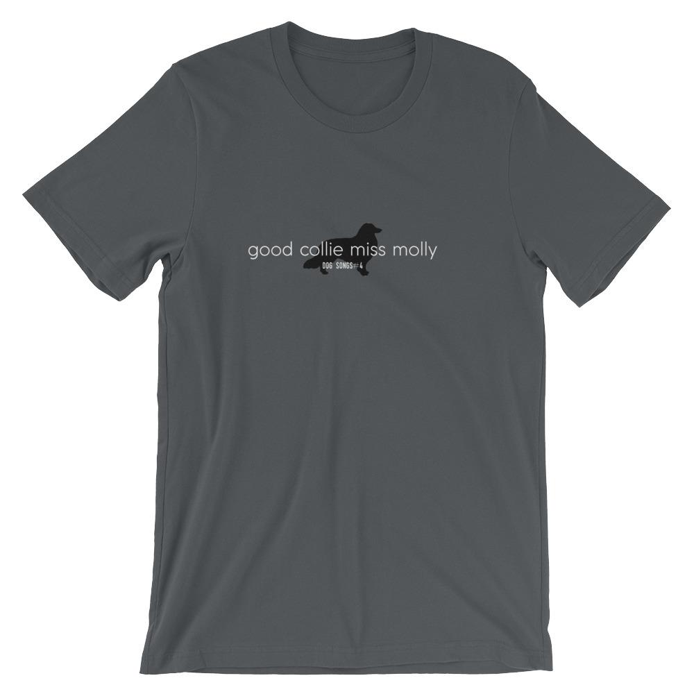 Good Collie Miss Molly T-Shirt - Cairn Terrier Collectibles