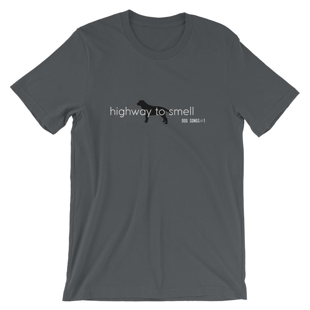 Highway to smell T-Shirt - Cairn Terrier Collectibles