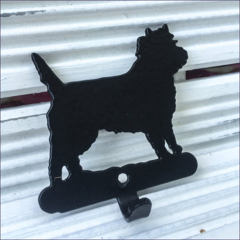 Hookit Single Cairn Terrier hook