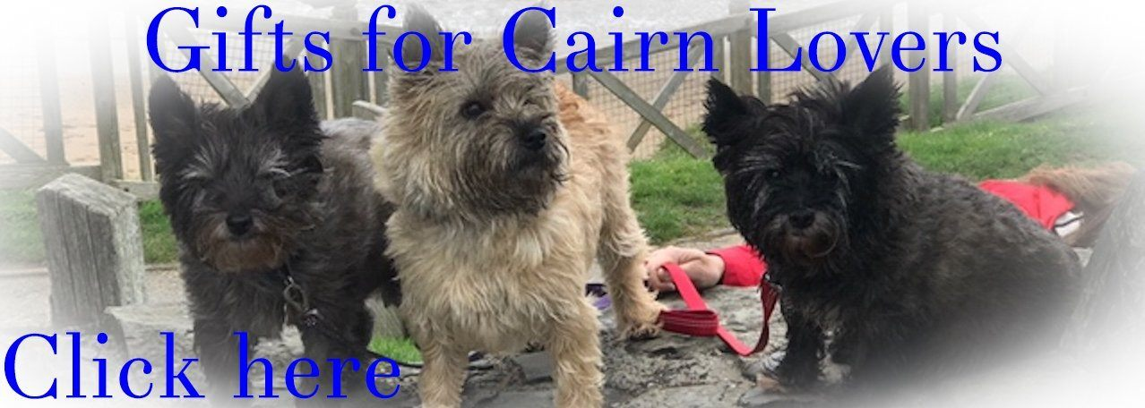 Gifts for Cairn lovers