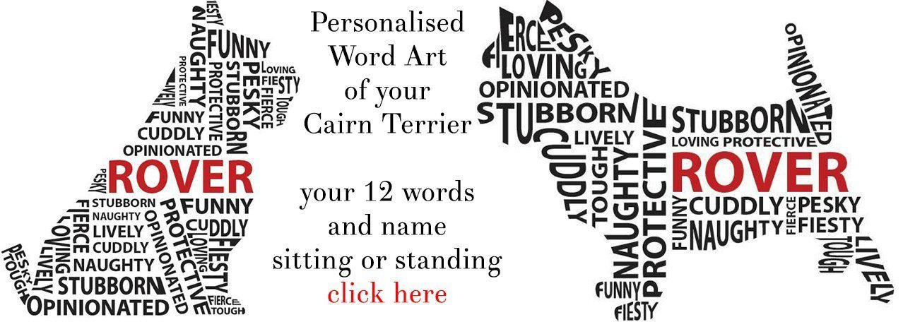 Personalised Word Art