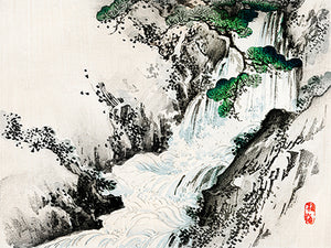 3JP524 - BAIREI KŌNO - Waterfall