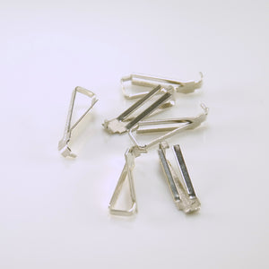 Glass Clips Small Swiss Clips