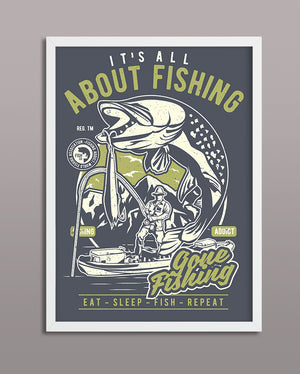 All About Fishing