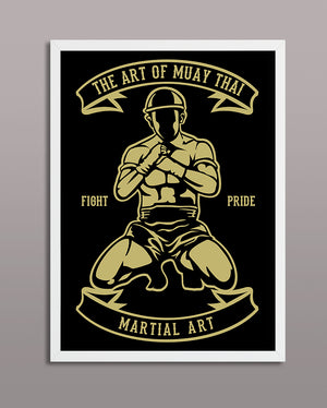 Art Of Muay Thai