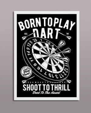 Born To Play Dart