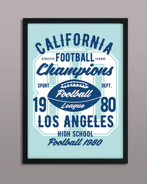California Football League