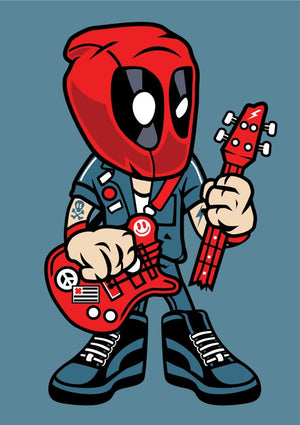 Deadpool Rocker