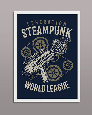 Generation Steampunk