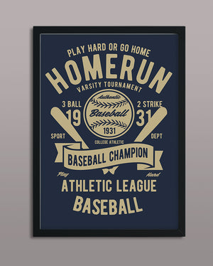 Homerun Baseball