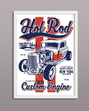 Hot Rod New York