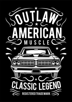 Outlaw American Muscle