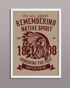 Remembering Native Spirit