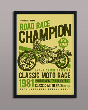 Road Race Champion