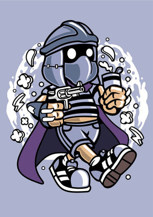Shredder Bastard