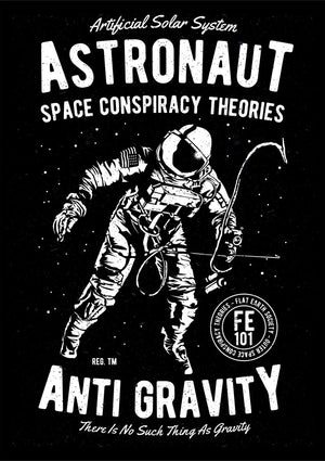 Space Conspiracy Theories