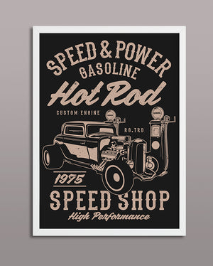 Speed & Power Hotrod