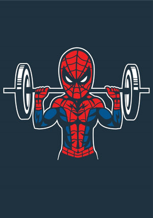 Spiderman Gym