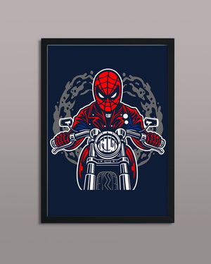 Spiderman Rider