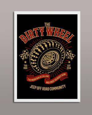 The Dirty Wheel