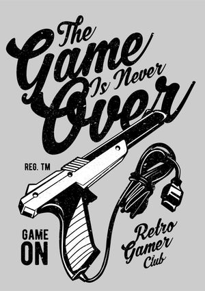 The Game Is Never Over