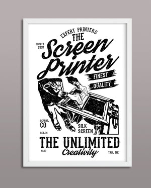 The Screen Printer