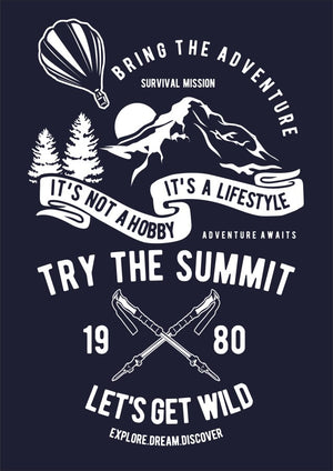 Try The Summit