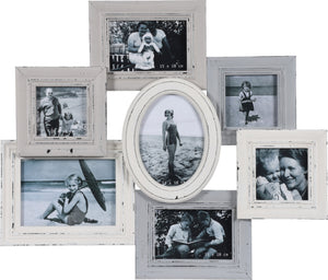 Henzo Vintage Gallery Frame - 7 Photos