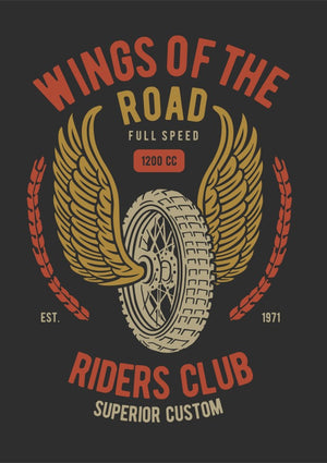 Wings Of The Road