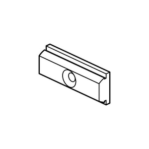 STAS Brass Click Connector - Pack of 1 - AC403377