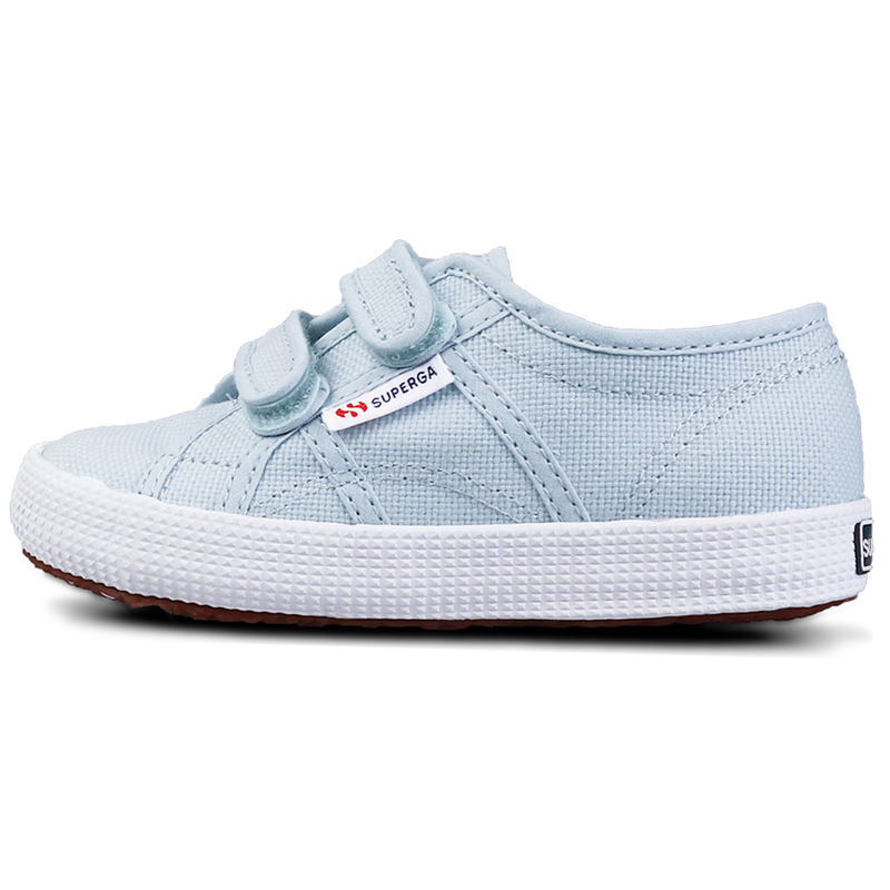Superga Junior Strap <br> Blue Light Sky