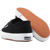 Superga 2750 <br> Black-Full White