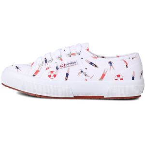 Superga 2750 Fantasy <br> White Swimming