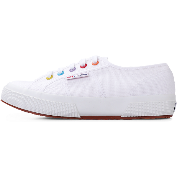 Superga 2750 <br> White-Coloured Eyelets
