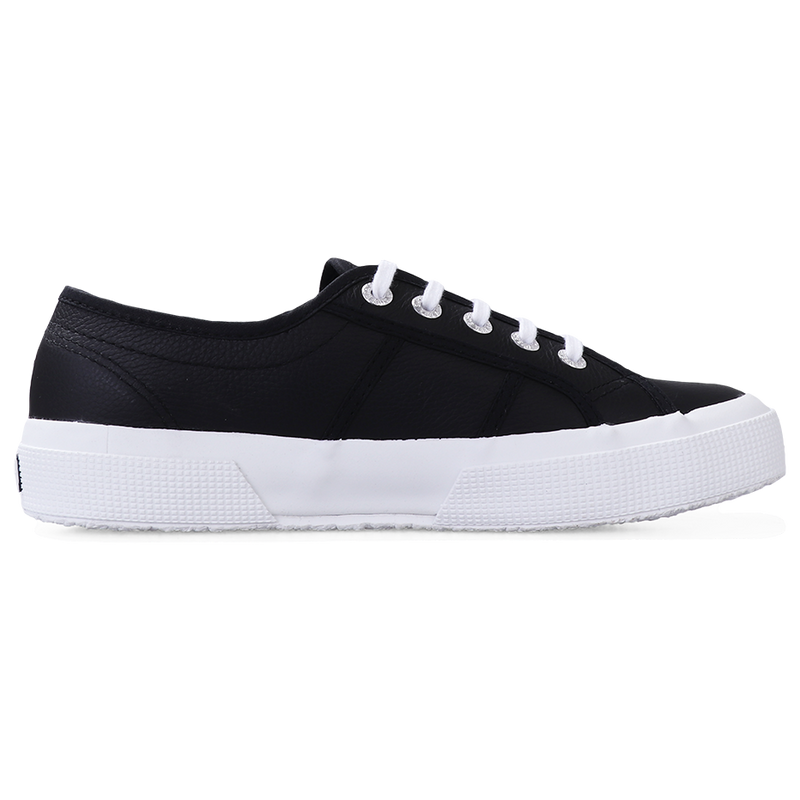 Superga 2750 Leather <br> Black